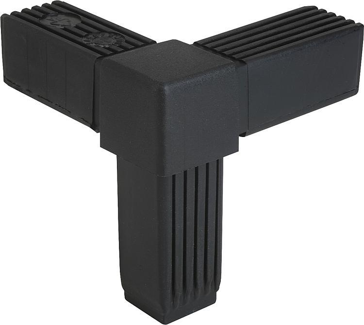 KIPP - Tube connectors, profile connectors