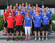KIPP and fit at the 2017 company race in Balingen