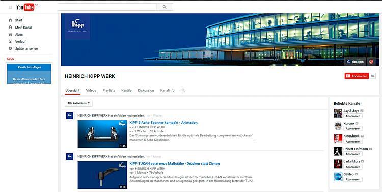 KIPP - KIPP YouTube video channel