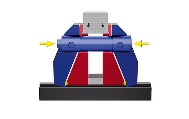 KIPP - KIPP 5-axis compact clamping system