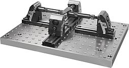KIPP 5-axis compact clamping system expansions
