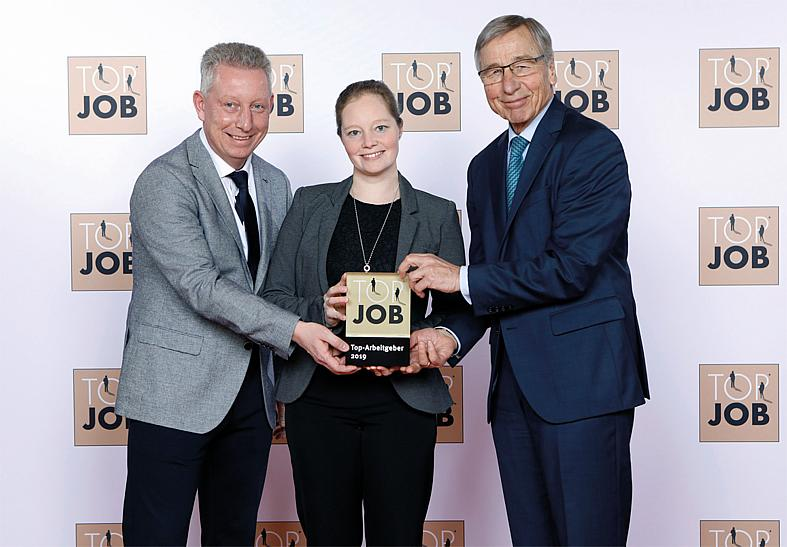 "KIPP receives the ""TOP JOB 2019"" award"