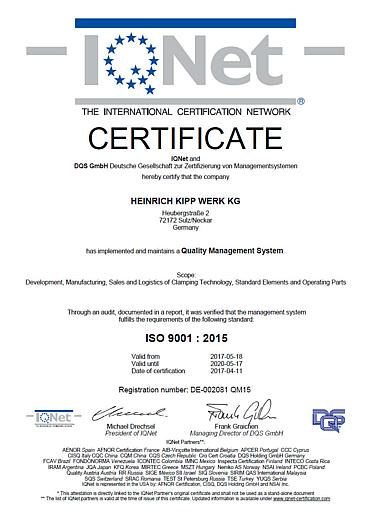 KIPP - Certification